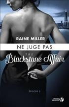 The Blackstone affair, tome 2 : Ne juge pas
