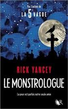 Couverture Le monstrologue