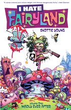 Couverture I hate Fairyland, Tome 1